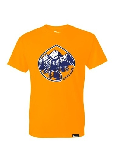 Panthzer  Tumbe Erkek T-Shirt Renkli